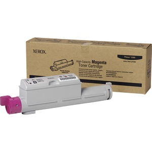 Xerox High Capacity Magenta Toner Cartridge XER106R01219