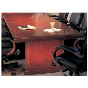 Mayline Toscana Veneer Conference Table MLNTC120CRY