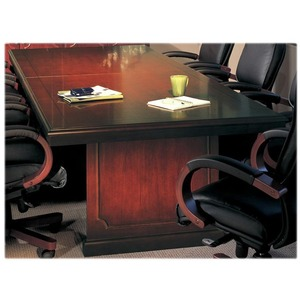 Mayline Toscana Veneer Conference Table MLNTC14MAH