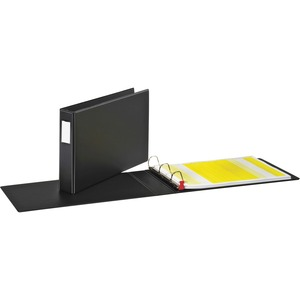 "Cardinal EasyOpen 11"" x 17"", Locking Slant-D Ring Binder CRD12132"