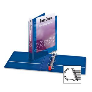 Cardinal EasyOpen ClearVue Locking Slant-D Ring Binder CRD10312