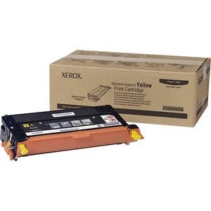 Xerox Standard Capacity Yellow Toner Cartridge XER113R00721