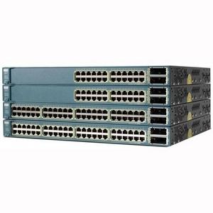 CISCO WS-C3560E-48PD-S