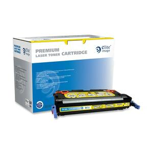 Elite Image Toner Cartridge - Remanufactured for HP - Yellow ELI75185