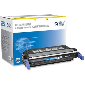 Elite Image Toner Cartridge - Remanufactured for HP - Black ELI75187