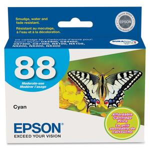Epson Cyan Ink Cartridge EPST088220