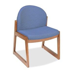 Safco Urbane Guest Chair Without Arms SAF7950BU1