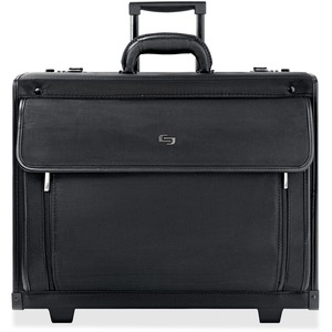 "Solo Carrying Case (Roller) for 16"", Notebook - Black USLPV784"