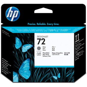 HP 72 Printhead - Gray, Photo Black HEWC9380A