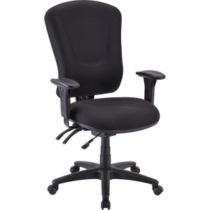 Lorell Accord Fabric Swivel Task Chair LLR66153