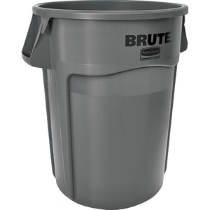Rubbermaid Brute 2643-60 44-Gallon Waste Container RCP264360GY
