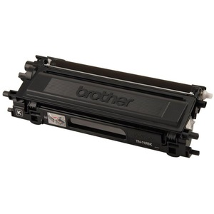 Brother TN110BK Toner Cartridge - Black BRTTN110BK
