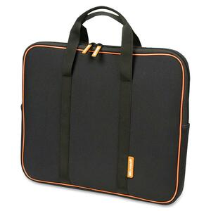 "Microsoft Carrying Case (Sleeve) for 11"" Notebook - Black SAM39500"