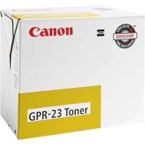 Canon GPR-23 Yellow Toner Cartridge CNMGPR23Y