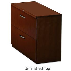 Mayline Corsica Series Two Drawer Lateral File MLNCLFMAH