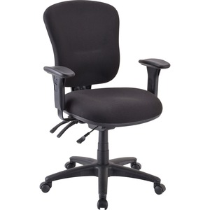 Lorell Accord Mid-Back Task Chair LLR66128