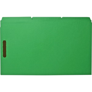 Sparco Colored Fastener Folder SPRSP17220