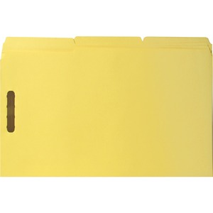 Sparco Colored Fastener Folder SPRSP17222
