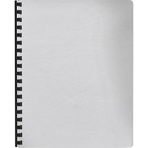 Fellowes Presentation Covers - Oversize Letter, White, 200 Pack FEL52137