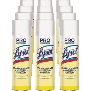 Professional Lysol Disinfectant Foam Cleaner RAC02775CT
