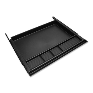 Mayline Aberdeen Center Drawer MLNACDBLK