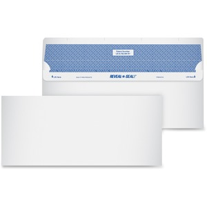 Quality Park Reveal-n-seal Envelope QUA67012