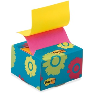 Post-it Desk Grip Pop-up Notes Dispenser MMMB330BD