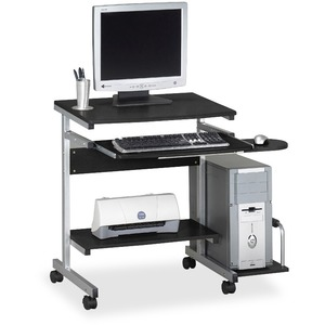 Mayline Eastwinds 946 Portrait PC Desk Cart MLN946ANT