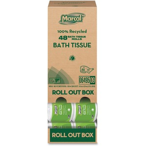 Marcal Small Steps Bathroom Tissue MRC6495