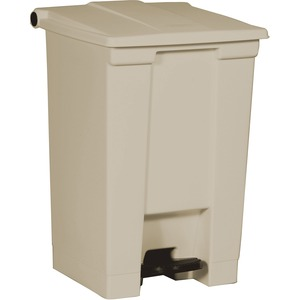 Rubbermaid Step-on Waste Container RCP614400BG