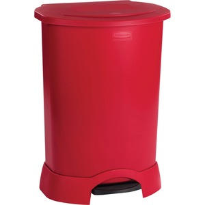 Rubbermaid Step-on Container RCP6147RD