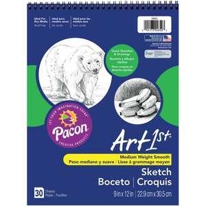 Art1st Sketch Book PAC4850