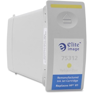 Elite Image Yellow Ink Cartridge ELI75312