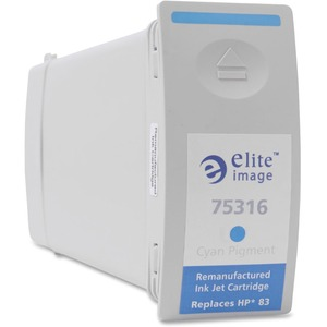 Elite Image UV Cyan Ink Cartridge ELI75316