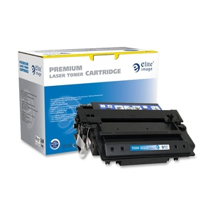 Elite Image Toner Cartridge - Remanufactured for HP - Black ELI75334