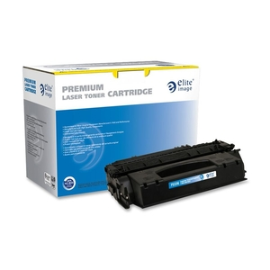 Elite Image Remanufactured HP 53X Laser Toner Cartridge ELI75336