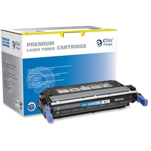 Elite Image Toner Cartridge - Remanufactured for HP - Black ELI75337