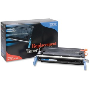 IBM Toner Cartridge - Replacement for HP (C9720A) - Black IBMTG95P6485