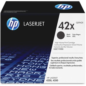 HP 42X High Yield Black Original LaserJet Toner Cartridge for US Government HEWQ5942XG