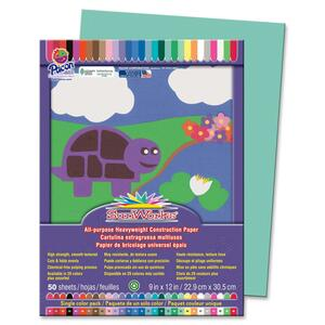 Pacon SunWorks Groundwood Construction Paper PAC7903