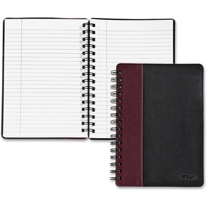 TOPS Leatherette Executive Notebook TOP25435