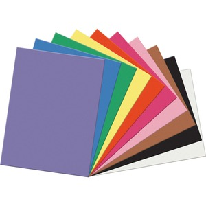 SunWorks Groundwood Construction Paper PAC6517