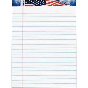 TOPS American Pride Writing Pad TOP75111