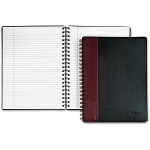 TOPS Leatherette Executive Notebook TOP25434