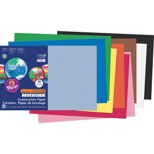 Riverside Groundwood Construction Paper PAC103638