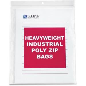 C-line Heavyweight Industrial Zip Bag CLI47911