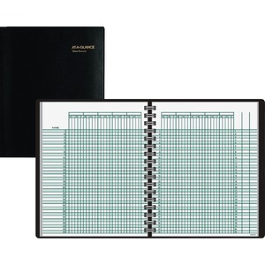 At-A-Glance Undated Class Record Book AAG8015005
