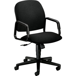 HON Solutions Seating 4001 Executive High-Back Chair HON4001AB10T