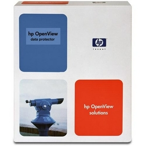 HP OPENVIEW STORAGE DATA PROTECTOR SERVER 5.5