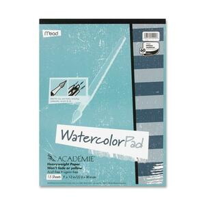 Mead Academie Watercolor Pad MEA54094